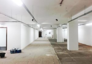 Large commercial painting project